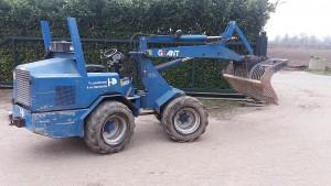 Giant V5001T met puinbak