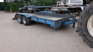 Tobroco oprijwagen